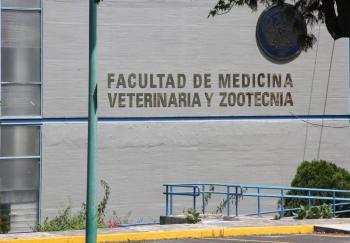 Colectivos estudiantiles entregan instalaciones de la Facultad de Veterinaria