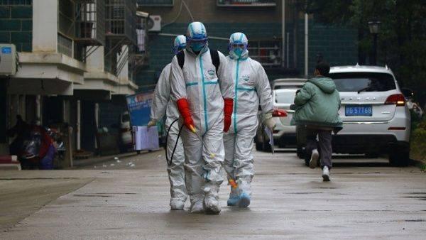 Se eleva drásticamente balance de muertos en China por Covid-19