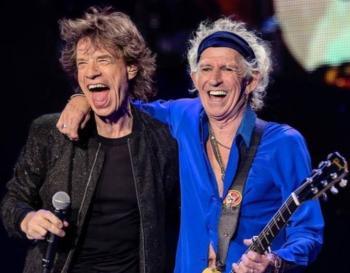 The Rolling Stones se suma al concierto