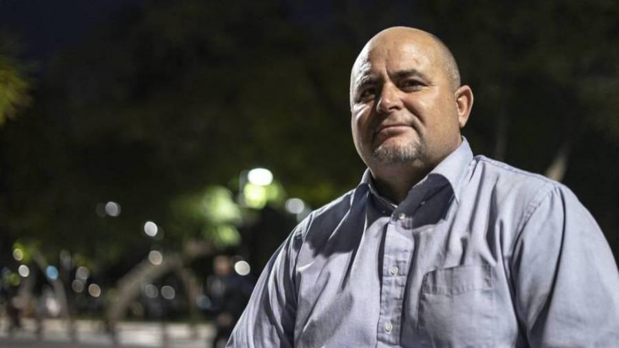 Julian Lebarón denuncia en redes ataque a su propiedad