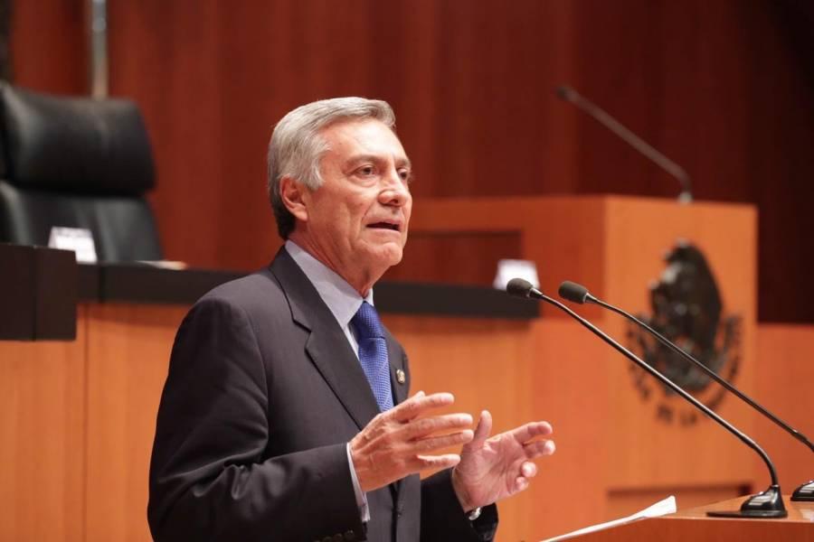 Aprueba Senado Ley de Amnistía en comisiones