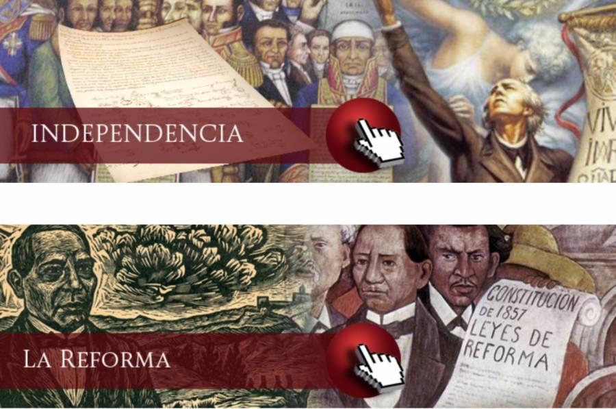 Historia de México y cuarentena