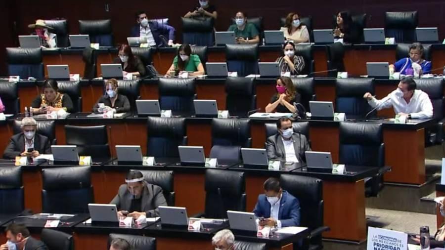 Senado aprueba en lo general y en lo particular Ley de Amnistía