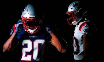 New England Patriots lanza nuevos uniformes para 2020