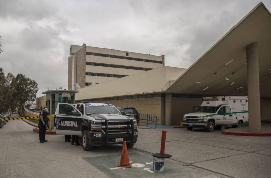 Detienen a pareja que agredió a enfermera en la Ciudad de México