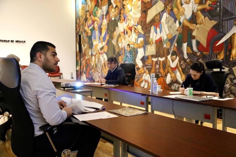 Se reúne Sheinbaum con su gabinete de Gobierno, Seguridad y Justicia