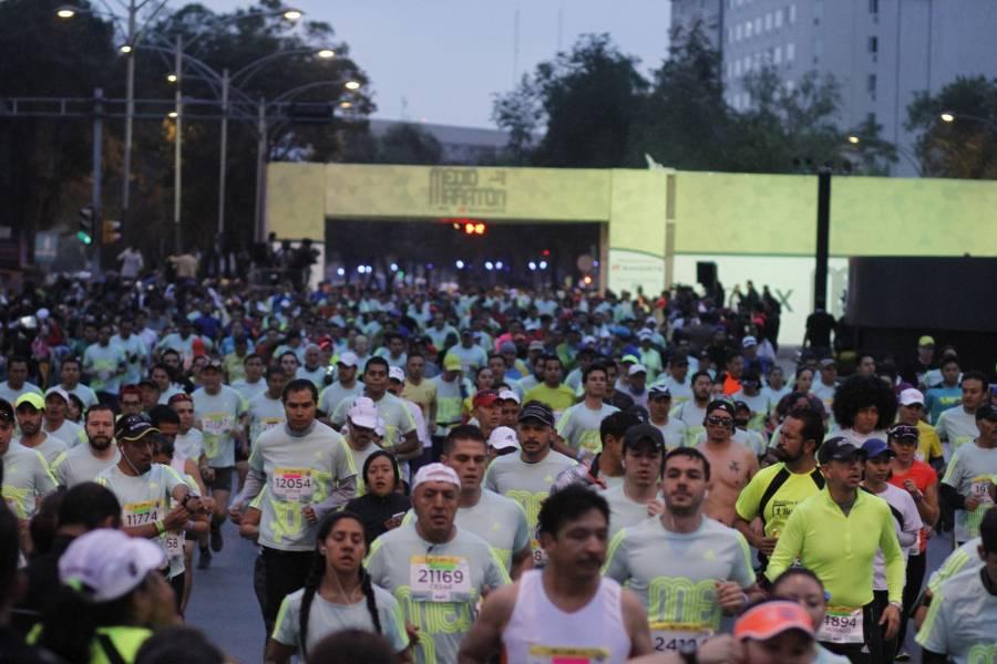 Reprograman Medio Maratón CDMX a causa del COVID-19