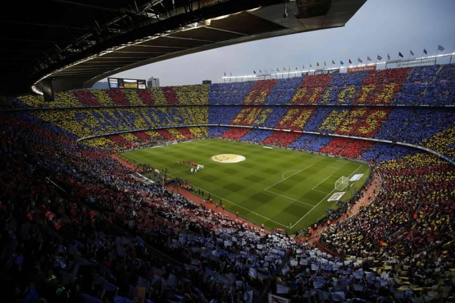 Barcelona cederá los derechos del Camp Nou para la lucha contra el coronavirus