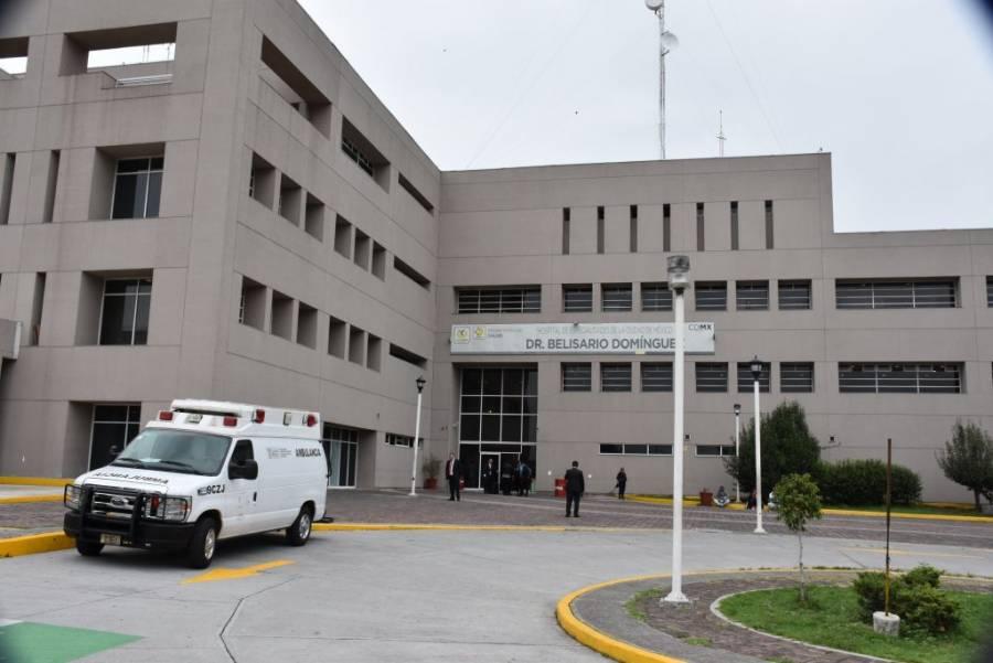 Seis hospitales de la CDMX registran ocupación llena