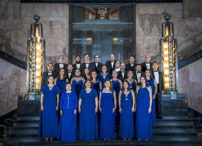 Coro de Bellas Artes, 80 años de historia