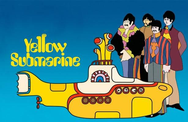 Película para el sábado: Yellow Submarine