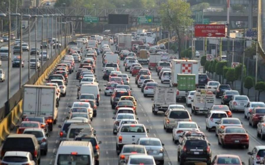 Estas serán las multas por violar Hoy no circula en CDMX