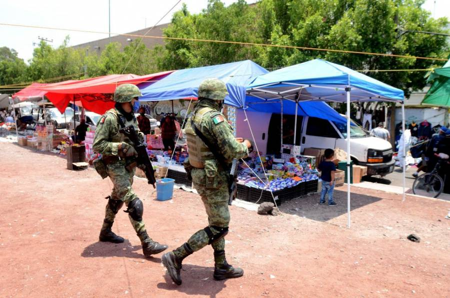 Iztapalapa anuncia control de personas en tianguis