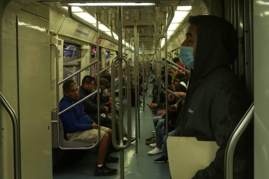 A continuación, estaciones del Metro, Metrobús y Tren Ligero que cerrarán por Fase 3: