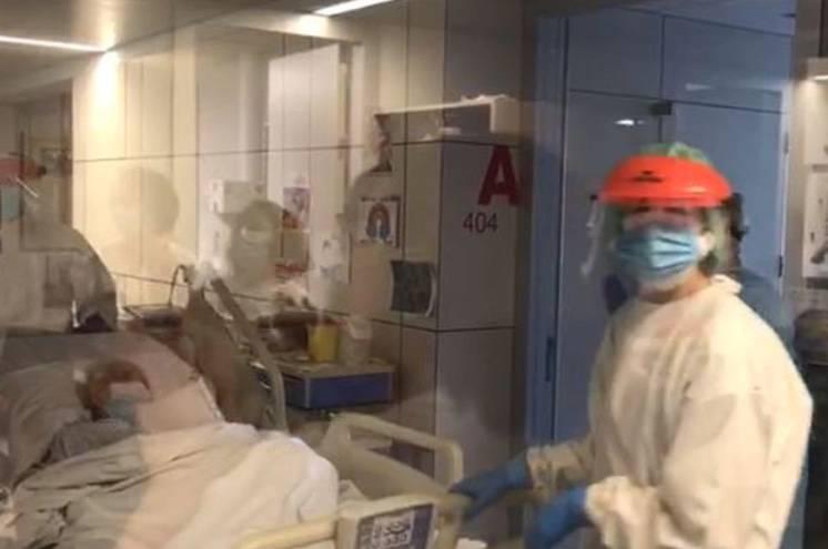 Mujer de 101 años sobrevive al Covid-19 en España