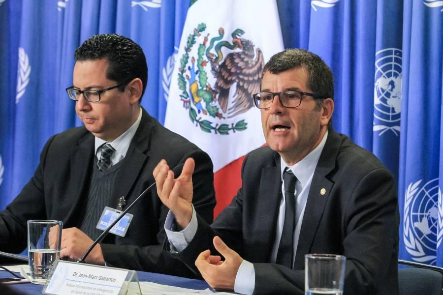 La OMS sugiere la reconversión hospitalaria en México