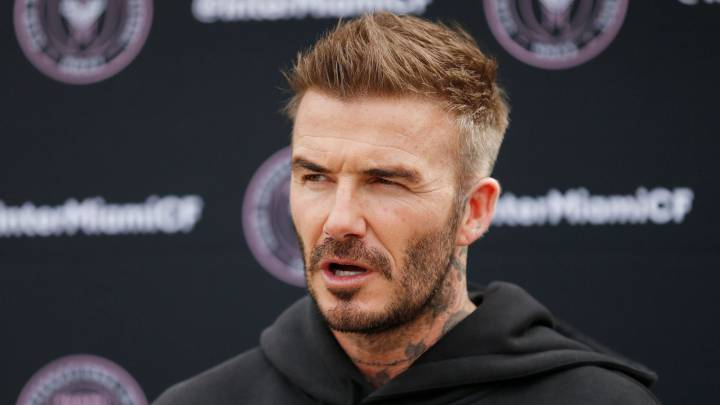 Beckham jugará partido benéfico para recaudar fondos por Covid-19