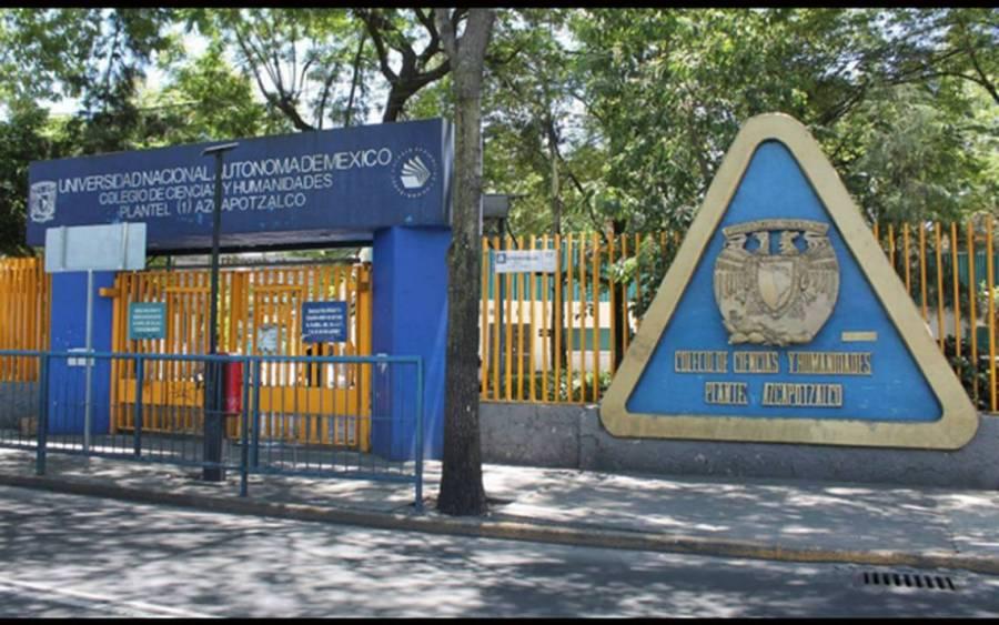 Retoman autoridades de la UNAM control del CCH Azcapotzalco