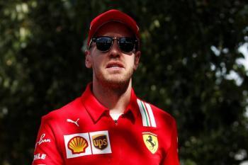 Vettel rechaza primera oferta de Ferrari para renovar
