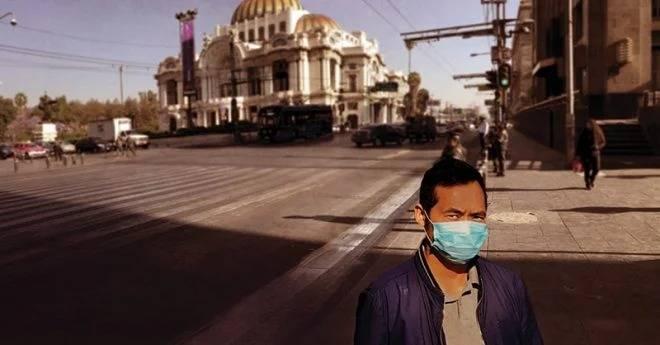 Por entidad, la Ciudad de México registra la mayor cantidad de casos y muertes por Covid-19