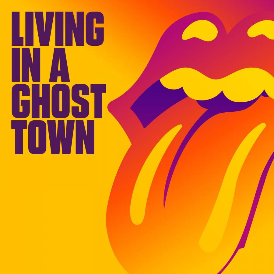 """Living in a Ghost Town"" lo nuevo de The Rolling Stones"