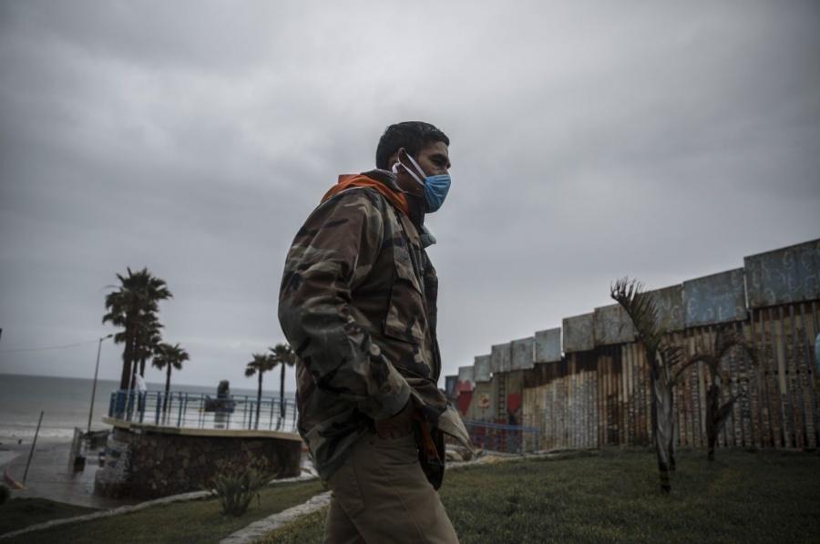 Amnistía pide liberación de migrantes por virus