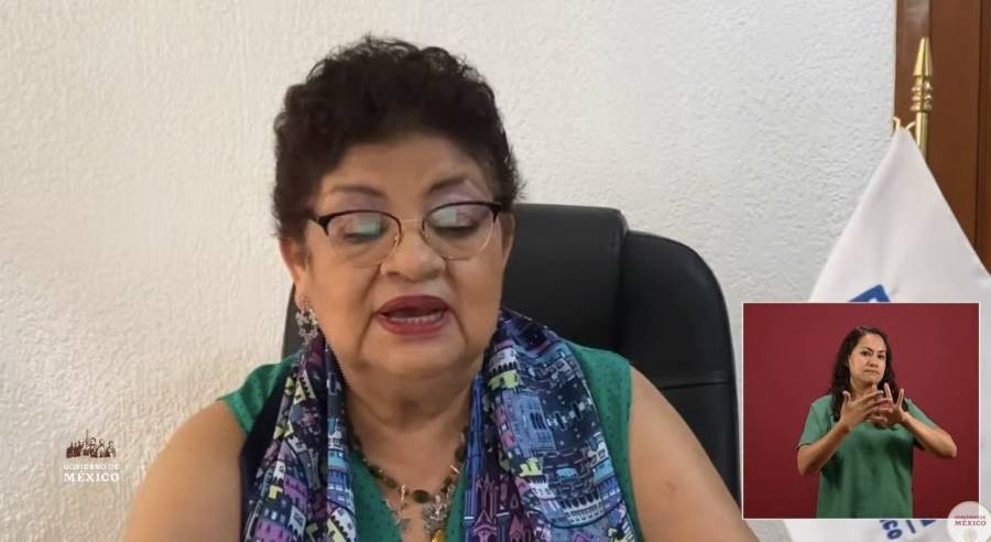 No habrá impunidad en agresiones a personal médico: Ernestina Godoy