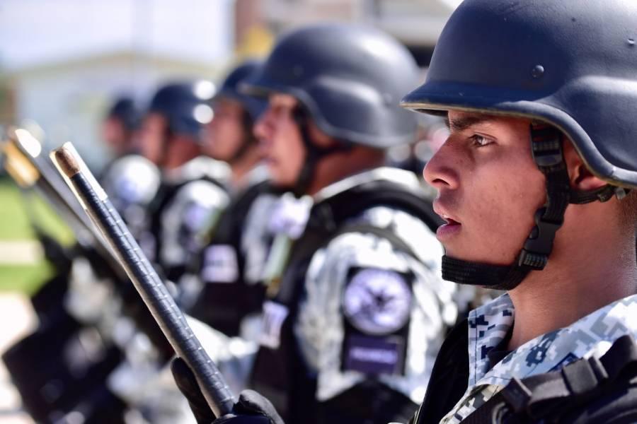 Sancionarán a elementos de Guardia Nacional vinculados con delincuencia
