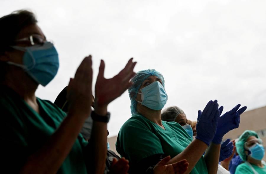 Por primera vez, España reporta más curados que nuevos casos por Covid-19