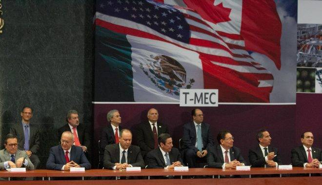 T-MEC entra en vigor el 1 de julio