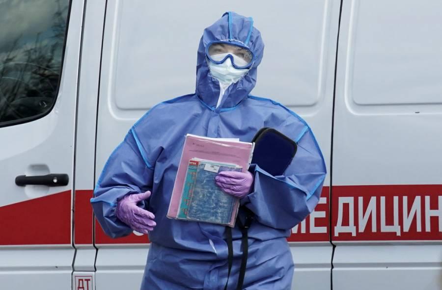 Rusia registra 68 mil casos confirmados de Covid-19