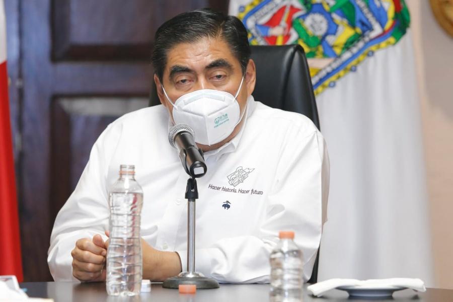 Puebla mantiene acciones contra pandemia