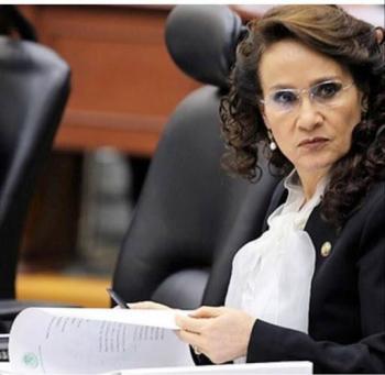 Defiende Dolores Padierna medidas anunciadas por AMLO