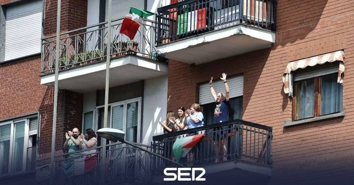 Italianos conmemoraron 75 años de la caída del fascismo cantando Bella Ciao