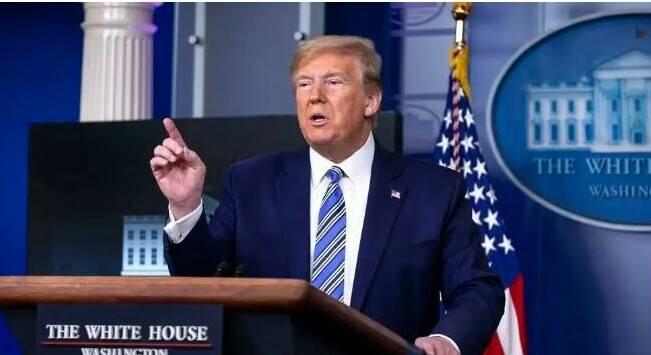 Trump asegura que Estados Unidos es el país con más pruebas de Covid-19 realizadas