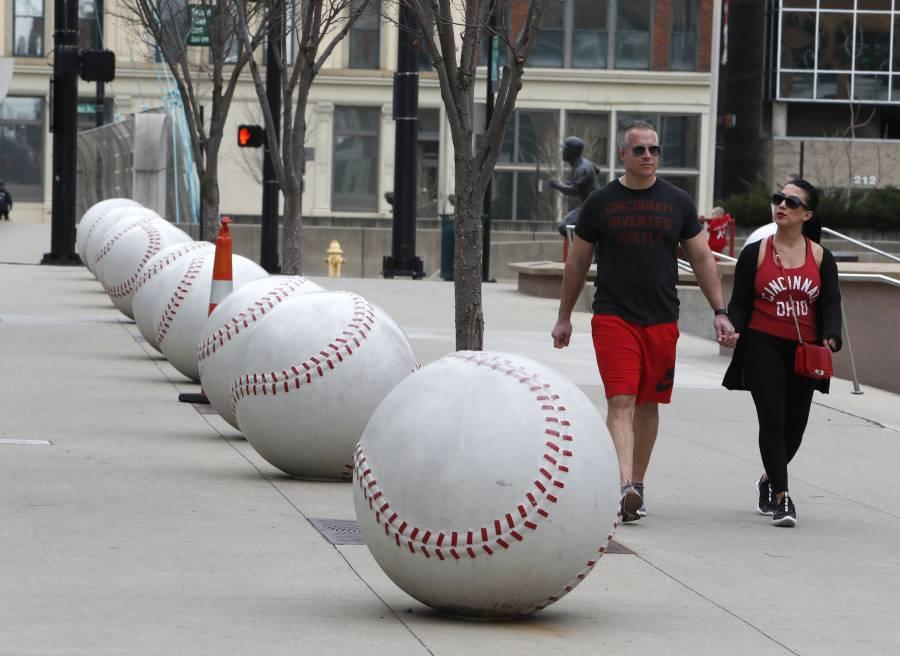 MLB planea jugar en 10 estados sin aficionados