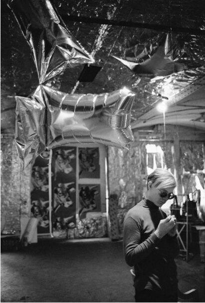 Expo online revela el lado más íntimo de Andy Warhol