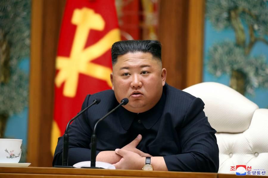 Kim Jong-un habría enviado mensaje a trabajadores, aseguran medios norcoreanos