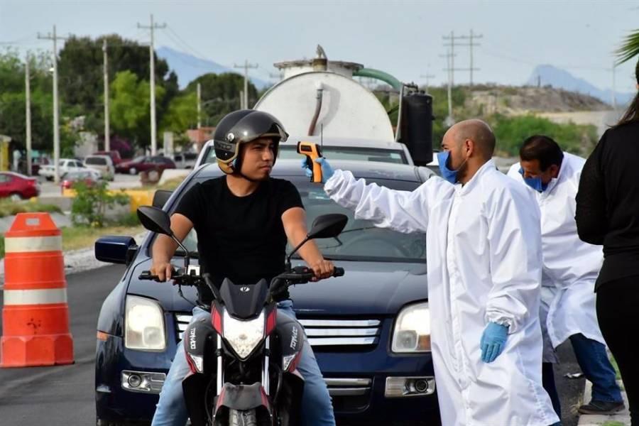 En Monclova, Coahuila, disminuye número de sospechosos de COVID-19