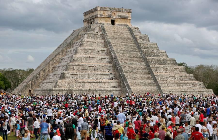 Chichen Itzá a un clic de distancia