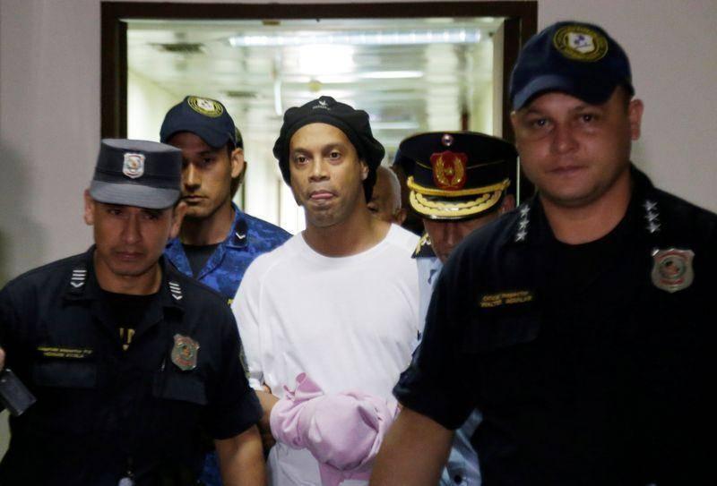 Mi intención siempre fue colaborar con la justicia paraguaya: Ronaldinho