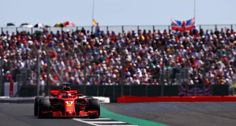 GP de Gran Bretaña sigue en pie, pero será a puerta cerrada