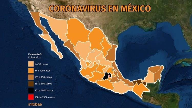 Permanece CDMX con el mayor número de muertes y fallecimientos por Covid-19