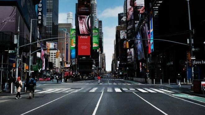 Un 25 por ciento de residentes en Nueva York, se habría contagiado de coronavirus