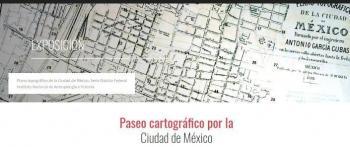 Mapas históricos de la Ciudad de México