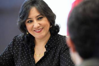 Irma Eréndira confirma que tiene diagnostico y lanza mensaje