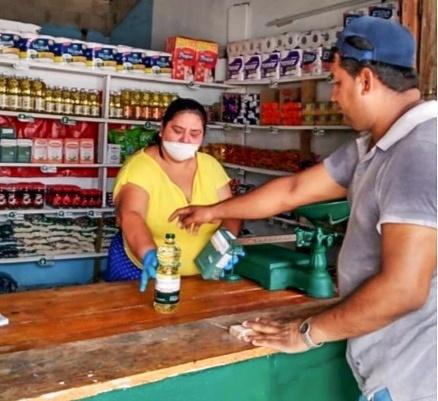 Diconsa opera en Tabasco primera tienda atendida por mujeres víctimas