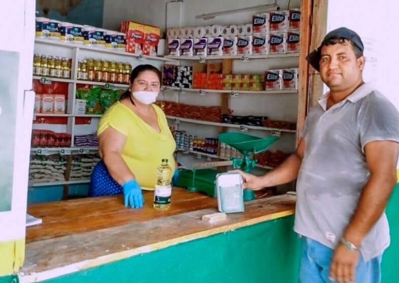 Diconsa abre tienda atendida por mujeres víctimas de violencia en Tabasco