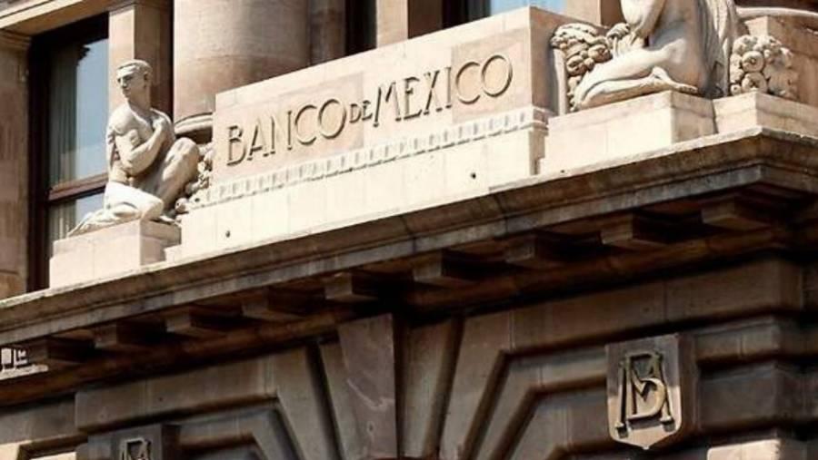 Aumentan reservas internacionales de México a 186 mil 128 mdd
