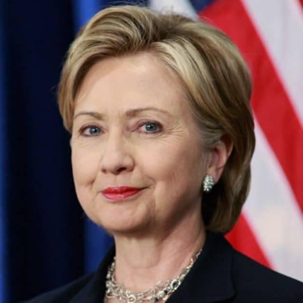 Hillary Clinton manifiesta su respaldo a Joe Biden